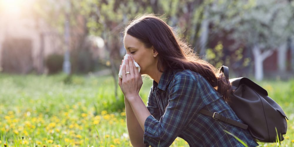 Struggling With Eye Allergies? Try These Tips